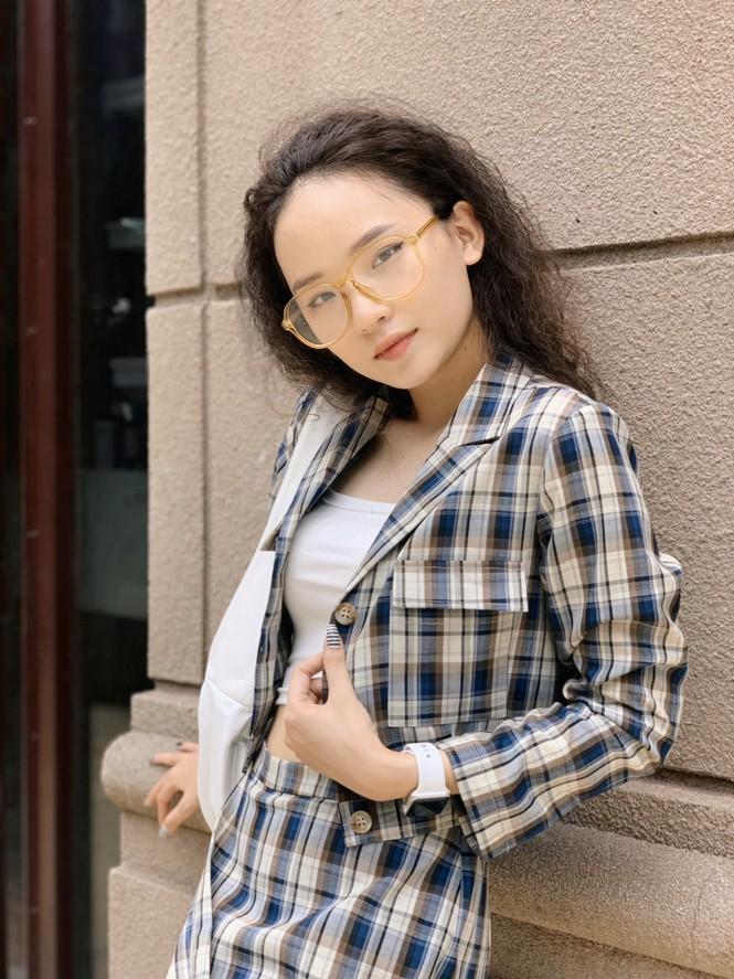 """Hot girl Yên Bái đạt điểm thi cao vút gạt phăng định kiến """"chân dài não ngắn"""" - ảnh 2"""