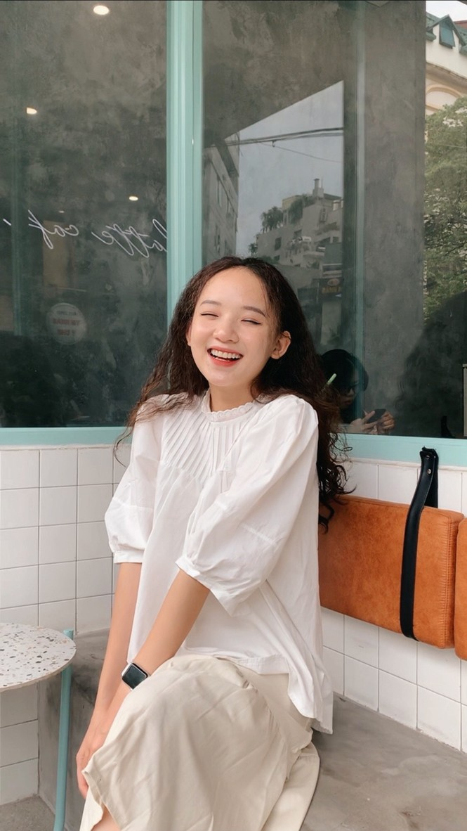 """Hot girl Yên Bái đạt điểm thi cao vút gạt phăng định kiến """"chân dài não ngắn"""" - ảnh 9"""