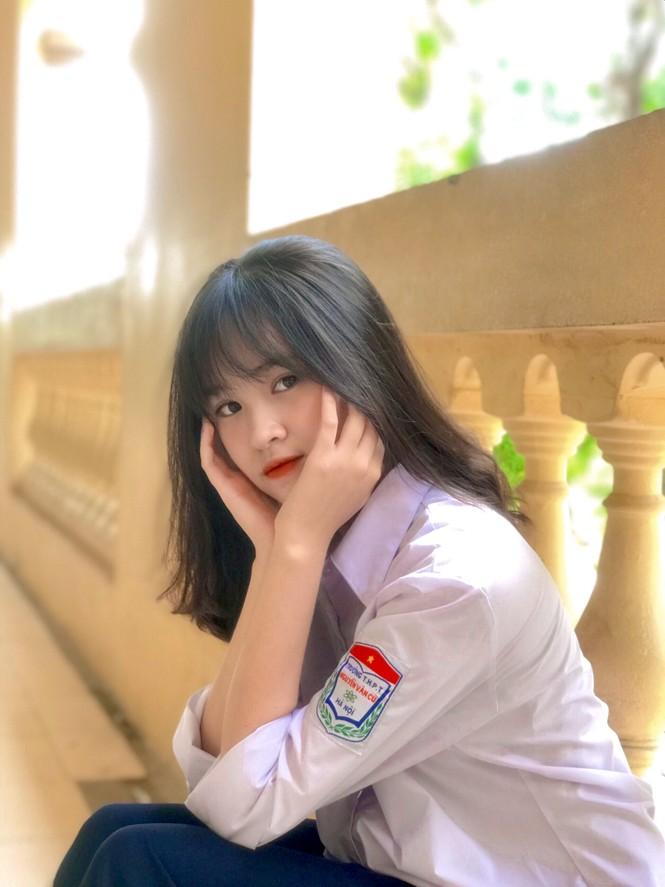 Nữ sinh Hà Thành xinh đẹp dịu dàng trong bộ ảnh tuổi 16 - ảnh 1