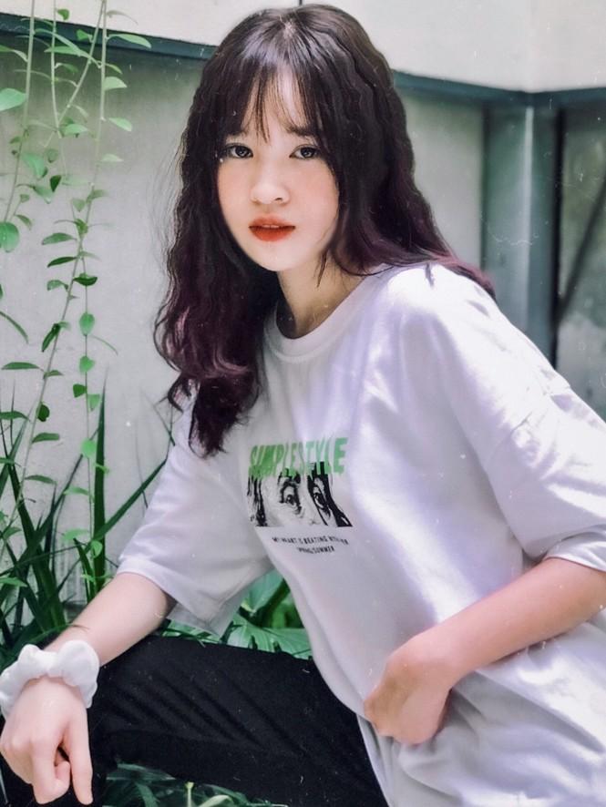 Nữ sinh Hà Thành xinh đẹp dịu dàng trong bộ ảnh tuổi 16 - ảnh 3