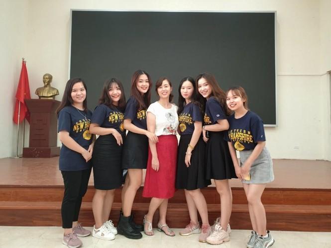 Nữ sinh viên Đại học Ngoại ngữ tốt nghiệp với GPA 4.0/4.0 - ảnh 12