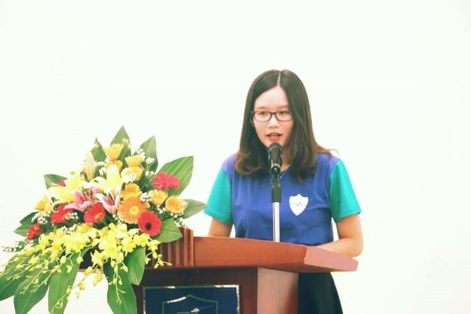 Nữ sinh viên Đại học Ngoại ngữ tốt nghiệp với GPA 4.0/4.0 - ảnh 3