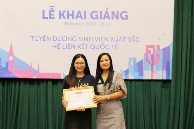 Nữ sinh viên Đại học Ngoại ngữ tốt nghiệp với GPA 4.0/4.0 - ảnh 6