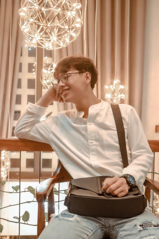 Chàng trai cao 1m75, quê ở Nghệ An hiếu học nổi danh trên mạng xã hội - ảnh 3