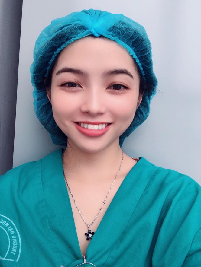 Nữ sinh Y Dược có giọng nói hay nhất Thái Nguyên - ảnh 11