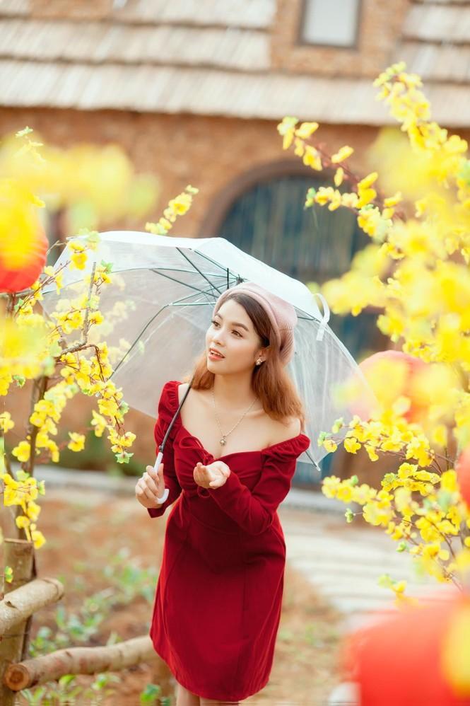 Nữ sinh Y Dược có giọng nói hay nhất Thái Nguyên - ảnh 4