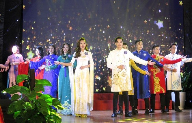 Chung kết cuộc thi Sinh viên thanh lịch Học viện Phụ nữ Việt Nam 2020 - ảnh 2