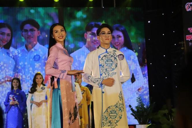 Chung kết cuộc thi Sinh viên thanh lịch Học viện Phụ nữ Việt Nam 2020 - ảnh 6