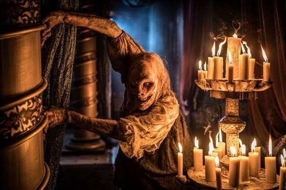 Baba Yaga, từ mụ phù thủy đáng sợ nhất lịch sử phim ảnh đến sát thủ lừng danh - ảnh 3