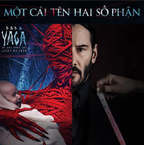 Baba Yaga, từ mụ phù thủy đáng sợ nhất lịch sử phim ảnh đến sát thủ lừng danh - ảnh 4