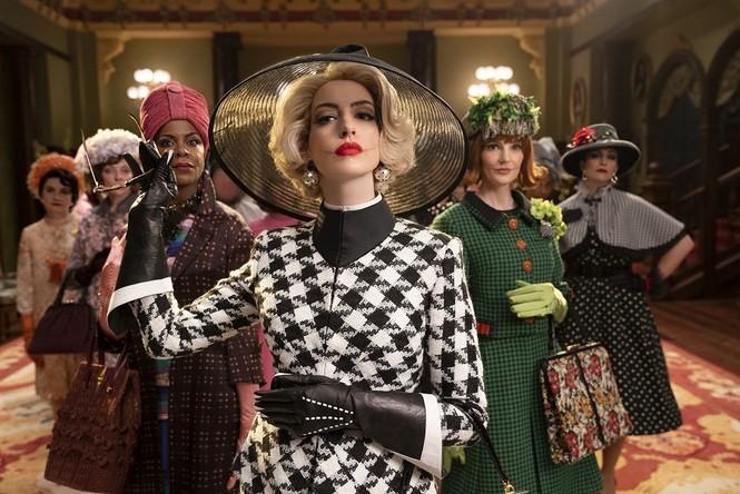 """Đóng phim nào cũng tạo xu hướng thời trang, Anne Hathaway quả đúng là """"nữ hoàng mặc đẹp"""" - ảnh 6"""
