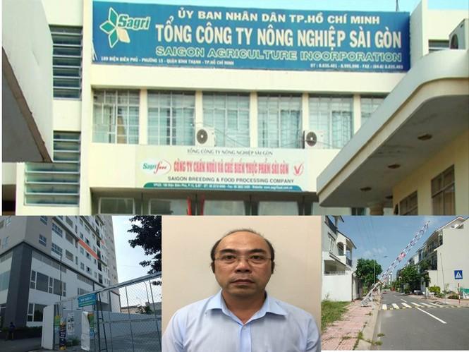 Dự án nhà ở Phước Long B bán rẻ như bèo nguyên CTHĐTV Sagri bị bắt - ảnh 1