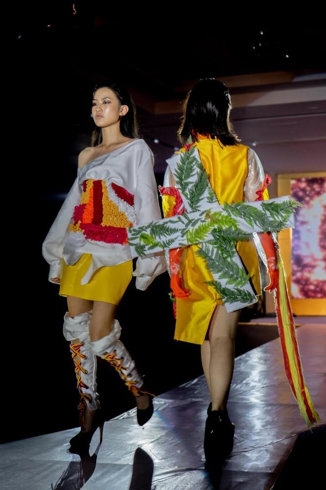 Đêm thời trang 'mộng liên thời' của học sinh trường Ams - ảnh 3