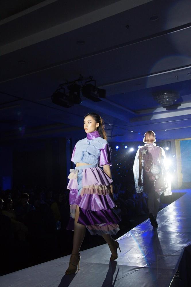 Đêm thời trang 'mộng liên thời' của học sinh trường Ams - ảnh 5