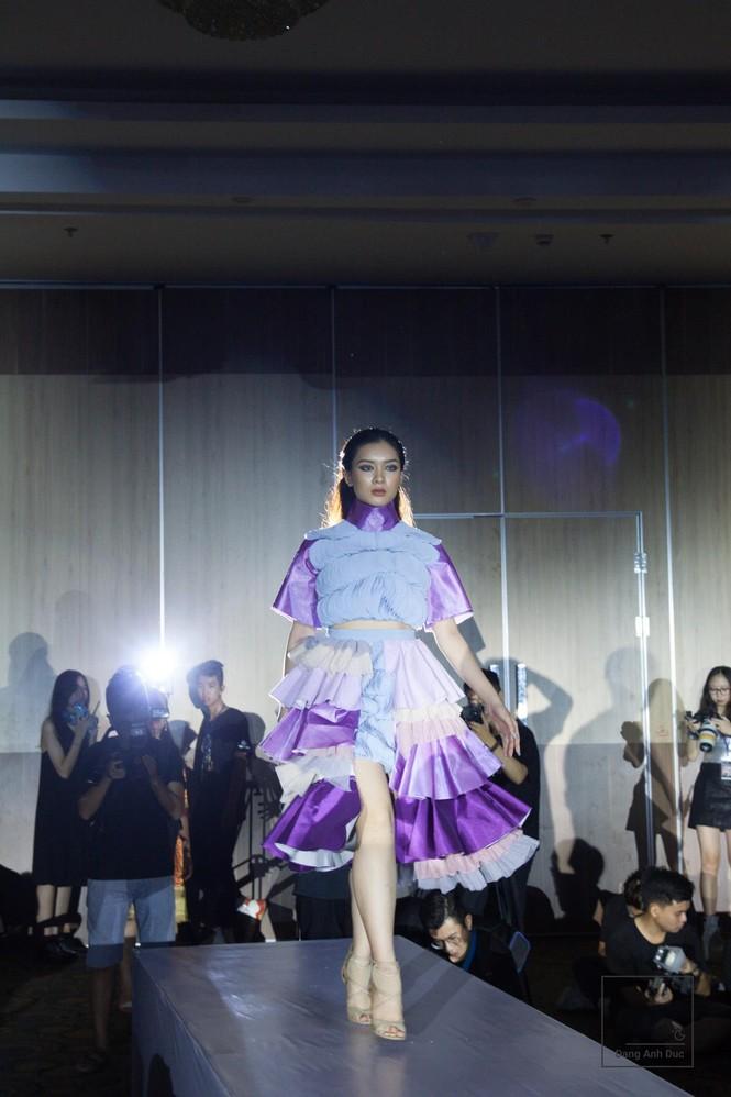 Đêm thời trang 'mộng liên thời' của học sinh trường Ams - ảnh 6