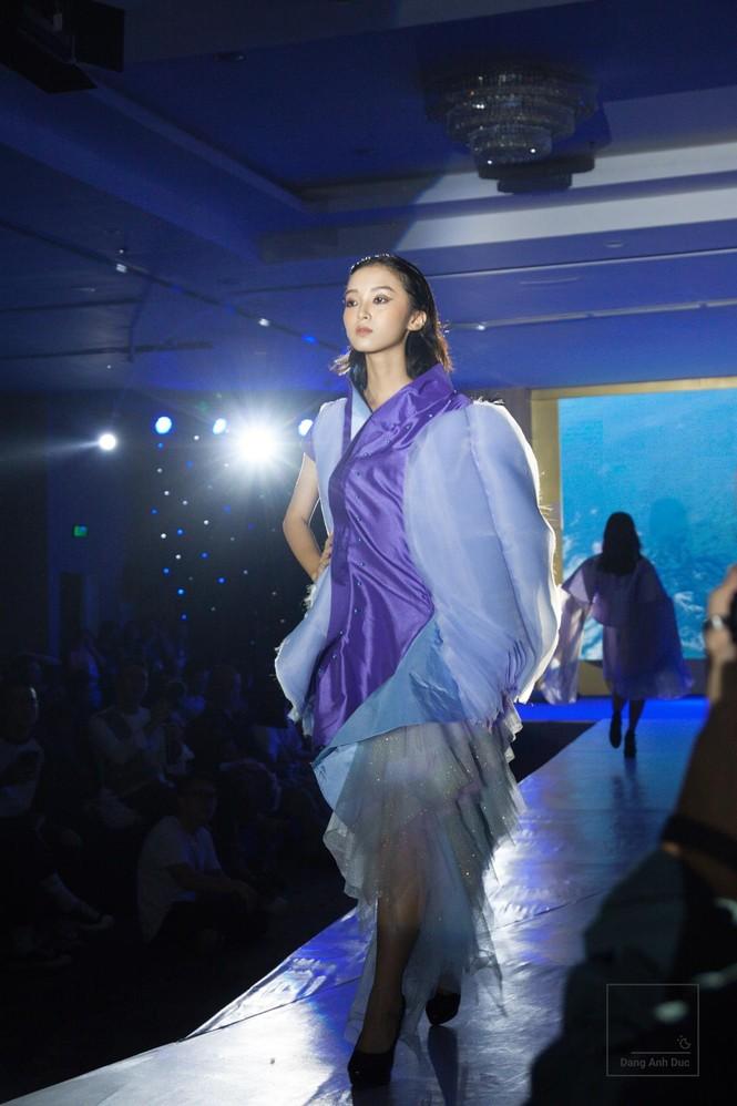 Đêm thời trang 'mộng liên thời' của học sinh trường Ams - ảnh 7