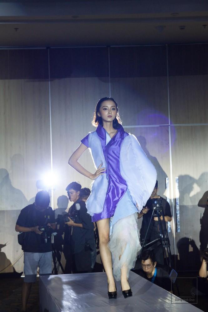 Đêm thời trang 'mộng liên thời' của học sinh trường Ams - ảnh 8