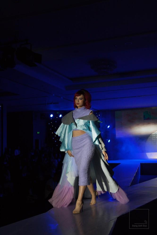 Đêm thời trang 'mộng liên thời' của học sinh trường Ams - ảnh 10
