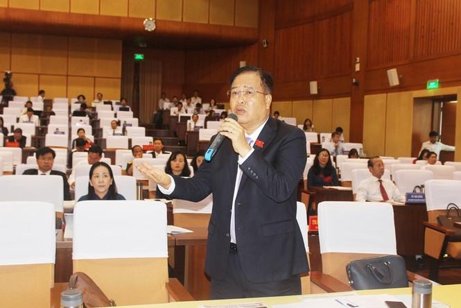 HĐND Bà Rịa- Vũng Tàu: Nóng vấn đề đất đai và đầu tư công - ảnh 2