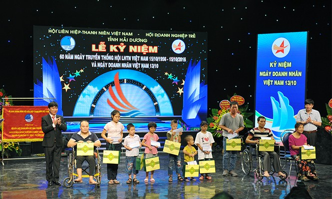 Khen thưởng doanh nhân trẻ tiêu biểu có thành tích trong công tác Hội - ảnh 6
