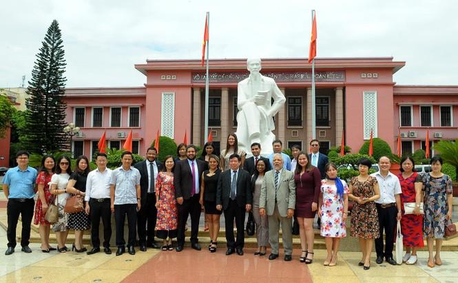 Tăng cường mối quan hệ tổ chức Đoàn thanh niên hai nước Việt Nam - Venezuela - ảnh 6