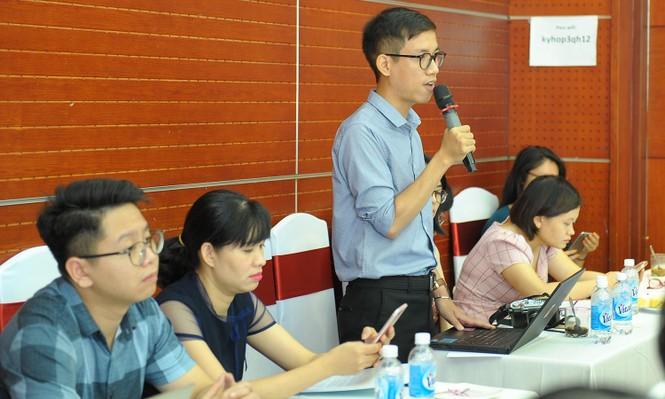 Xây dựng Luật đảm bảo sự hỗ trợ thanh niên tiếp cận chính sách - ảnh 1
