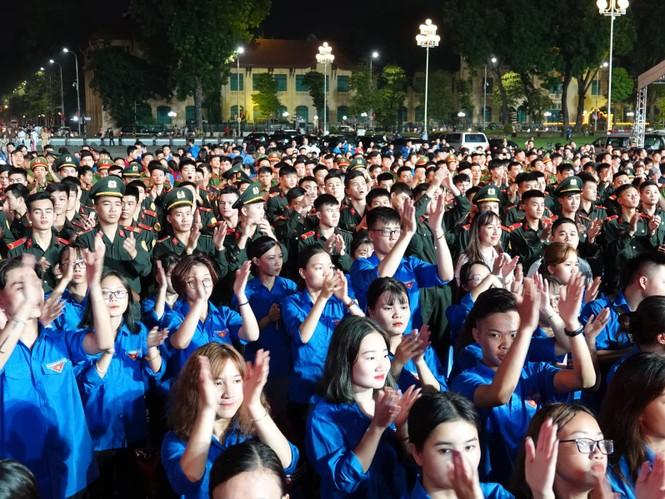 Học tập và làm theo lời Bác, thanh niên Việt Nam tiến bước - ảnh 10
