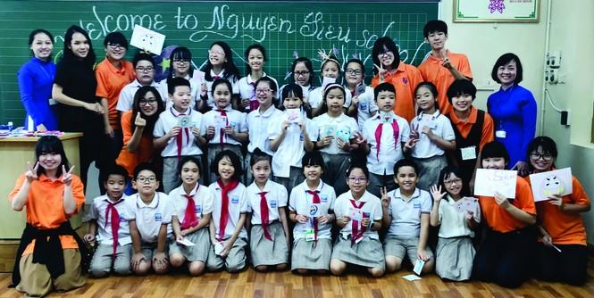 25 năm hợp tác thanh niên Việt Nam - Nhật Bản - ảnh 5