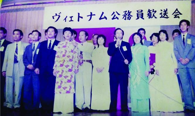 25 năm hợp tác thanh niên Việt Nam - Nhật Bản - ảnh 1