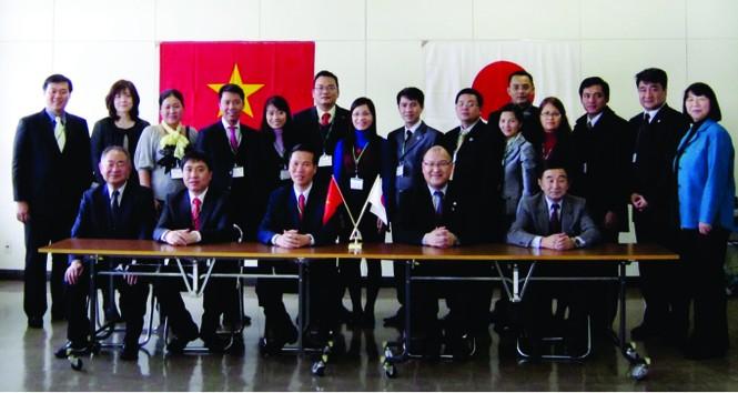 25 năm hợp tác thanh niên Việt Nam - Nhật Bản - ảnh 3