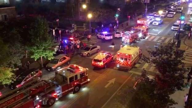 Nhiều người bị bắn tại thủ đô Washington, cách Nhà Trắng 3km - ảnh 2