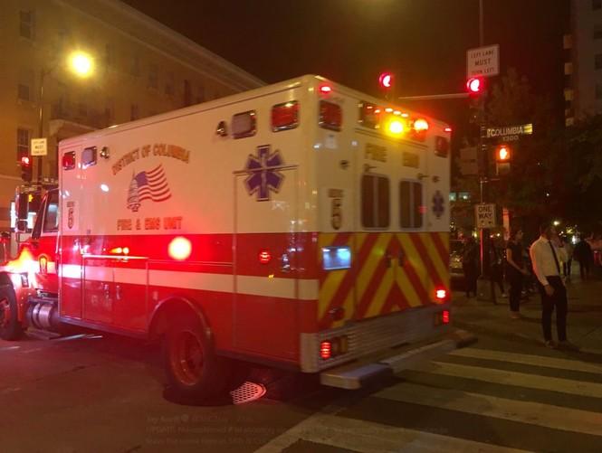 Nhiều người bị bắn tại thủ đô Washington, cách Nhà Trắng 3km - ảnh 3