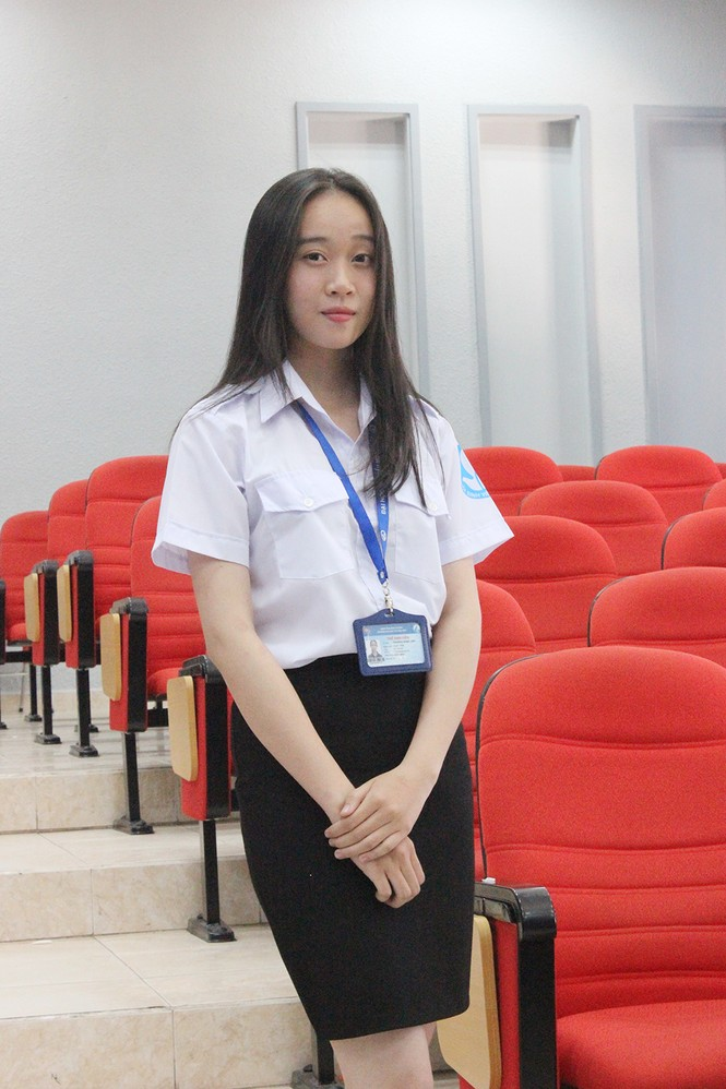 Nữ đảng viên tuổi 18 với thành tích học tập đáng ngưỡng mộ - ảnh 4