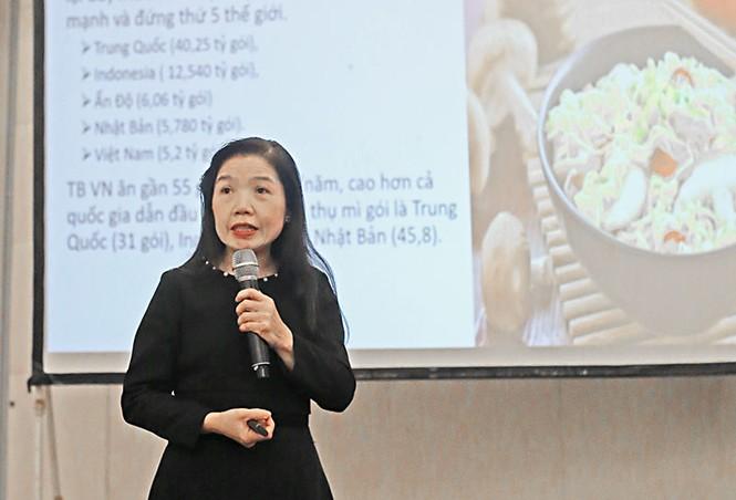 Những hiểu lầm khiến thực phẩm ăn nhanh gây hại cho sức khỏe trong giới trẻ - ảnh 2