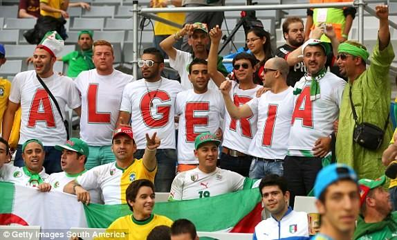 Nga-Algeria (1-1): 'Cáo sa mạc' lập kỳ tích vĩ đại - ảnh 11