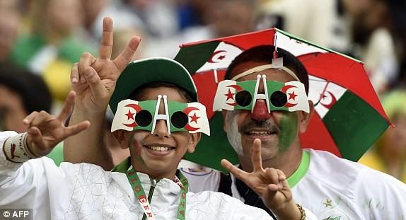 Nga-Algeria (1-1): 'Cáo sa mạc' lập kỳ tích vĩ đại - ảnh 10