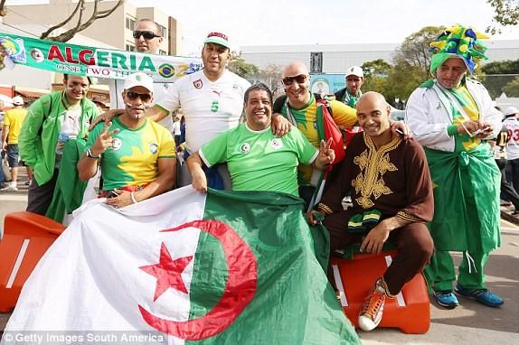 Nga-Algeria (1-1): 'Cáo sa mạc' lập kỳ tích vĩ đại - ảnh 9
