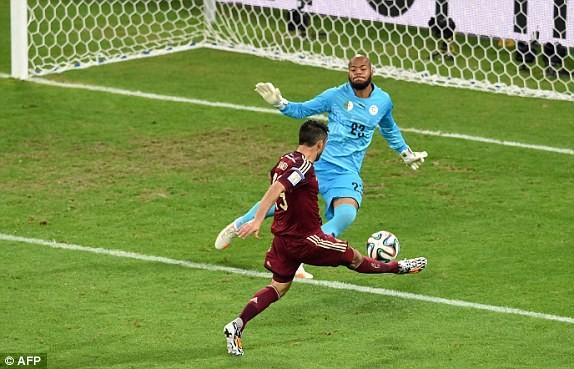 Nga-Algeria (1-1): 'Cáo sa mạc' lập kỳ tích vĩ đại - ảnh 3