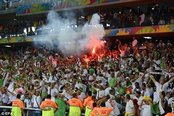 Nga-Algeria (1-1): 'Cáo sa mạc' lập kỳ tích vĩ đại - ảnh 1