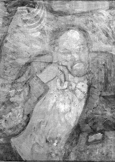 Người đàn ông bí ẩn trong bức tranh phụ nữ đang tắm của Picasso - ảnh 3