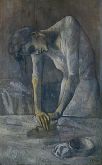 Người đàn ông bí ẩn trong bức tranh phụ nữ đang tắm của Picasso - ảnh 5
