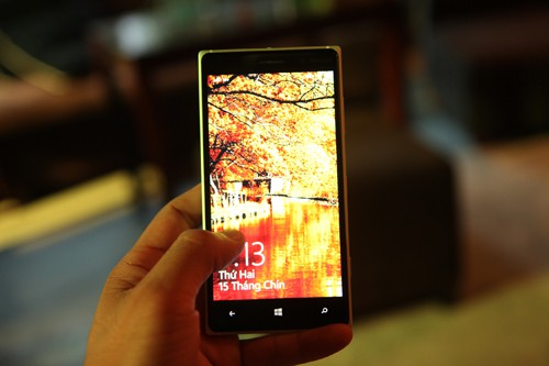 Cuối tháng này, Nokia Lumia 830 về Việt Nam - ảnh 9