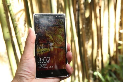 Cuối tháng này, Nokia Lumia 830 về Việt Nam - ảnh 4