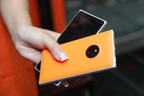 Cuối tháng này, Nokia Lumia 830 về Việt Nam - ảnh 2