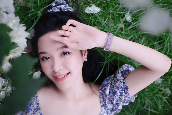 Bật mí về nữ diễn viên nói giọng Quảng Trị trong phim 'Lửa ấm' - ảnh 4