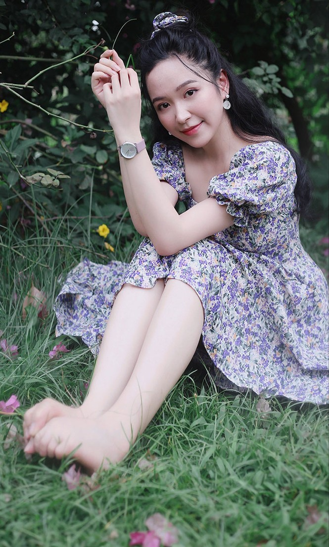 Bật mí về nữ diễn viên nói giọng Quảng Trị trong phim 'Lửa ấm' - ảnh 3