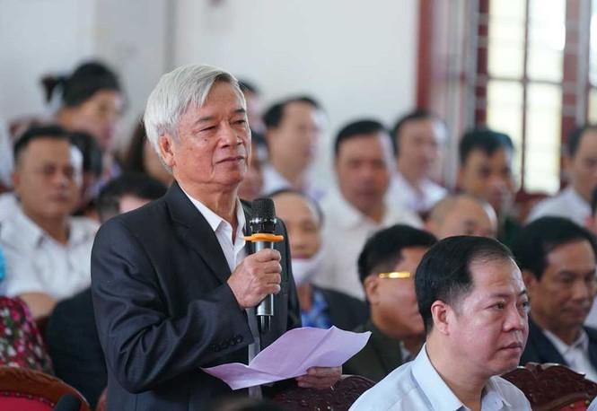 Hình ảnh Thủ tướng Nguyễn Xuân Phúc tiếp xúc cử tri TP. Hải Phòng - ảnh 5