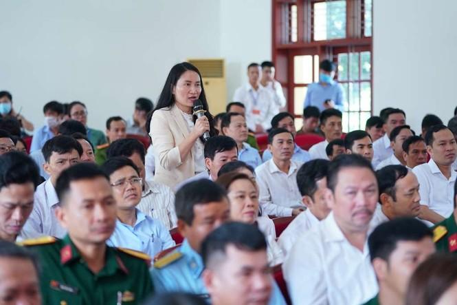 Hình ảnh Thủ tướng Nguyễn Xuân Phúc tiếp xúc cử tri TP. Hải Phòng - ảnh 8
