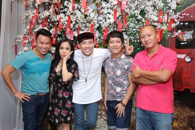 Trấn Thành, Việt Hương 'đại náo' nhà hàng của hoa hậu Thu Hoài - ảnh 8