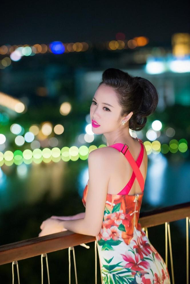 Vũ Ngọc Anh gợi cảm 'đọ sắc' cùng đàn chị Mai Thu Huyền - ảnh 5